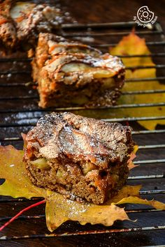 recipe-apple-cinnamon-brownie-with-caramel-drizzle|mygingergarlickitchen.com…
