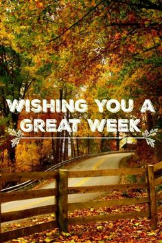 Image result for autumn have a great week images