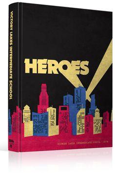 """Victory Lakes Intermediate School - """"Heroes"""""""