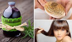 Métodos naturales para mantener el cabello sano