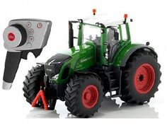 The Fendt 939 RC Tractor from the Siku RC Tractor range - Discounts on all Siku Diecast Models at Wonderland Models. Rc Tractors, Rc Radio, Led Manufacturers, Heavy Machinery, Rc Trucks, Rc Model, Led Headlights, Diecast Models, Tail Light