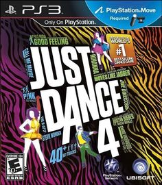 Portable Just Dance 4  Playstation 3 PlatformForDisplay PLAYSTATION 3 Consumer Electronic Gadget Shop * Read more  at the image link. Note:It is Affiliate Link to Amazon.
