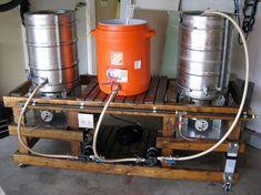 Домашние пивоварни рецепт приготовления самогонный аппарат магарыч машковского бкдр 12л отзывы