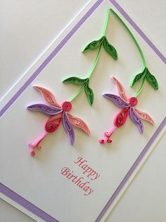 All sizes | Handmade birthday card | Flickr - Photo Sharing!
