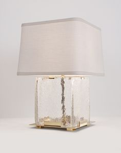 London Table Lamp / Fuse