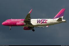 HA-LWR Wizz Air Airbus A320-232(WL)