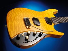 I'm intrigued by the Moog Guitar's ability to sustain notes indefinitely, right at the string itself. I've only seen videos, never tried it myself. Way expensive.