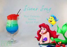 Mermaid's drink - Ariel