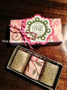 Christmas Nugget Box
