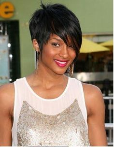 Very Short Hairstyle for Thin Hair