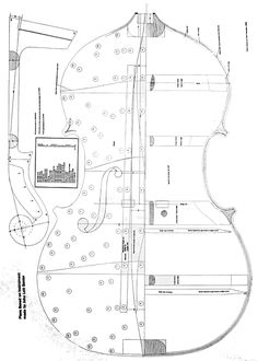p bass blueprints bass guitar telecaster bass bass. Black Bedroom Furniture Sets. Home Design Ideas