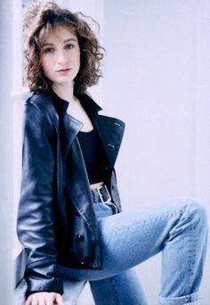 Jennifer GREY - Historical Premium 1988 :: PHOTOSHOOT 01