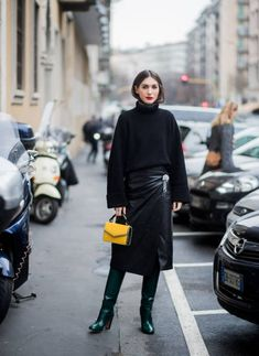 Diletta Bonaiuti seen outside Etro during Milan Fashion Week Fall/Winter 2018/19 on February 23 2018 in Milan Italy