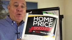 What is the home price discount rate and why does it matter when Selling...