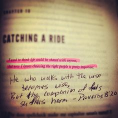 Wisdom. #LoveDoes
