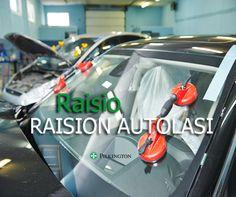 Raision Autolasi vaihtaa ja korjaa tuulilasit yli 30 vuoden kokemuksella. Autolasien erikoisliikkeenä Raision Autolasi tarjoaa autovalmistajien hyväksymät oikeat tuotteet, oikein asennettuna ja kilpailukykyiseen hintaan – Pilkingtonin laatutakuulla. Puhelinpäivystys palvelee hädän sattuessa 24 tuntia vuorokaudessa. Tervetuloa Raision Autolasin palveltavaksi!  www.raisionautolasi.fi www.facebook.com/Raision-Autolasi-Oy-1552508851668010/