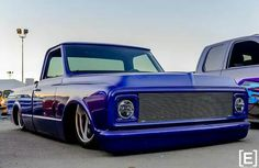 Bagged chevy c10