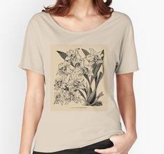 Winter Orchid | Women's Relaxed Fit T-Shirt