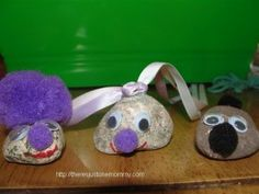 pet rocks...fun activity for the rock collector in your family :)
