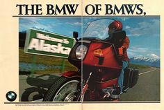 BMW R100 RT - The BMW of BMW's!