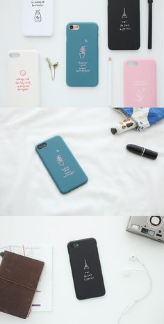 Your iPhone 7 deserves to be protected by this beautiful case! The inspiring quote and cute illustration will encourage you whenever and wherever you look at it.