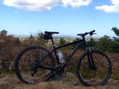 Buck Hill-Boston Skyline In Background