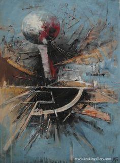 "Konstantin Batynkov ""Cartography"", acryl on vinyl paper, Vinyl Paper, Russian Art, Cartography, Moscow, Planets, Maps, Contemporary Art, Art Gallery, Artist"