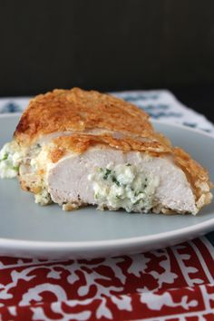 Nacho Stuffed Chicken