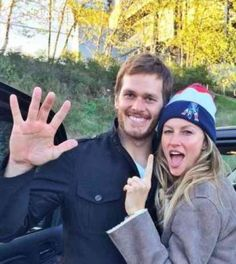 Tom Brady Responds to Rumors Gisele Bundchen is Divorcing Him