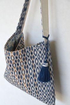One Shoulder Tote Bag_006 | iichi(いいち)| ハンドメイド・クラフト・手仕事品の販売・購入