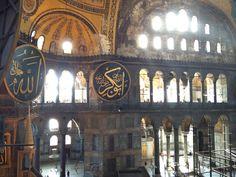성 소피아 성당(Hagia Sophia) in Istanbul_201410