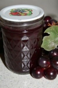 Making this today. . Lots this year because of June rains. Wild Grape Jelly | Texas Homesteader