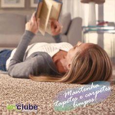 """O inverno ainda não acabou! Olha a dica dessa semana para evitar doenças nessa época: """"Não use carpetes e cortinas no quarto de pessoas alérgicas, pois eles favorecem o aparecimento de ácaros. Em outros casos, mantenha-os sempre limpos""""."""