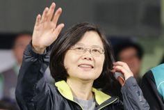 Γυναίκα η νέα πρόεδρος της Ταϊβάν