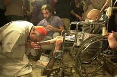 Pope Francis to celebrate Holy Thursday Mass in Rome prison on Independent Catholic News Holy Thursday Mass, Papa Francisco I, La Salette, Christian Charities, New Pope, Image Citation, Francis I, Spiritus, Pope John