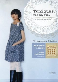 Tuniques, robes, etc ... - Yoshiko Tsukiori - Amazon.fr - Livres