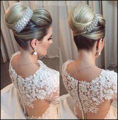 103 besten Wedding Hairstyles Bilder auf Pinterest   Frisuren ...   Einfache Frisuren