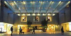 Embarcadero Center. shopping centre