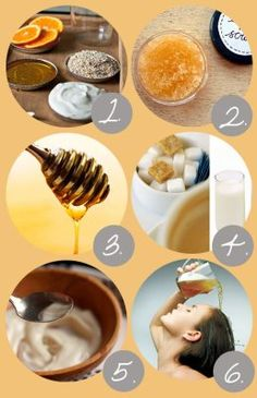 18 Natural Organic Skin Care DIY Home Made Beauty Recipes For Healthy Skin And Hair