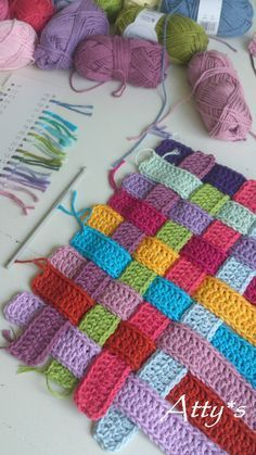 A Collection of easy crochet c |