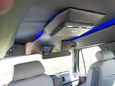 Image result for truck overhead storage console