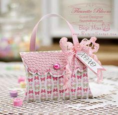 Fleurette Bloom, adorable svg file...so sweet for a little girls..