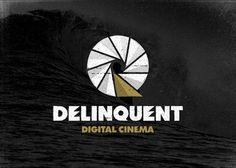 Jimmy Gleeson // Deliquent digital cinema logo