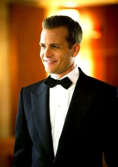 Harvey Specter. There is just something about a man in a suit. My new favorite show <3
