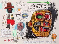 Картинки по запросу jean michel basquiat artwork
