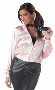 Grease Pink Ladies Adult Jacket