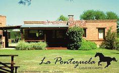 LA PONTEZUELA CASAS DE CAMPO, NONO, CORDOBA New Pope, Gaston, Dream Rooms, The Locals, Kayaking, Facade, Cabin, House Styles, Outdoor Decor