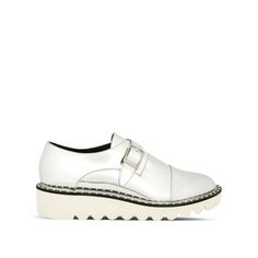 Shop the Indium Odette Brogues by Stella Mccartney at the official online store. Discover all product information.