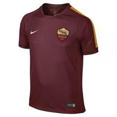 2014/15 NIKE TRAINING T-SHIRT - short sleeve - Mens - teamwear - AS ROMA Official Online Store - XL