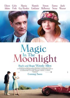 Poster zum Film: Magic in the Moonlight